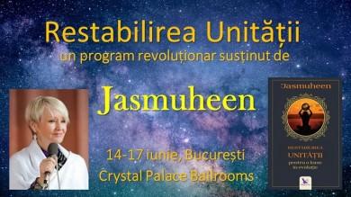 Jasmuheen - Restabilirea Unitatii pentru o lume in evolutie