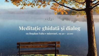 Meditatie ghidata si dialog