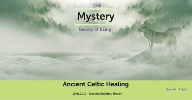 Mystery - beauty of being