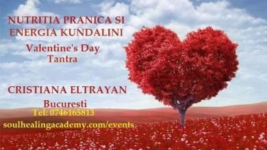 Nutritia Pranica si energia Kundalini - Curs Cristiana Eltrayan