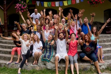 Osho® meditation & music camp 2020- romania