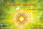 Vedeti detalii pentru Pure joy* summer solstice celebration* dance& meditation evening