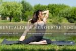 Vedeti detalii pentru Revitalize & renourish Yoga with Alexandra