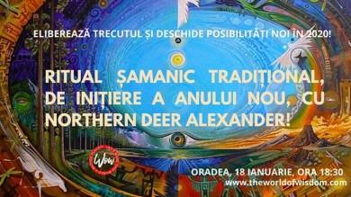 Ritual de Initiere a Anului Nou 2020 - Oradea!