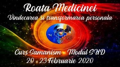 Roata Medicinei - Curs De Vindecare Si Transformare Personala