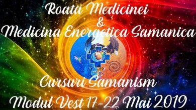Roata Medicinei si Medicina Energetica - Cursuri Samanism