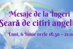 Vedeti detalii pentru Seara de citiri angelice - Editia #2