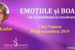 See Seminar Cluj-Napoca. Emotiile si boala cu Edith Kadar details