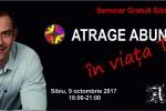 See Seminar gratuit ??� Atrage Abundenta in Viata Ta! ??� Sibiu details