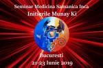 See Seminar Medicina Samanica Inca si Initierile Munay Ki details