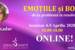 See Seminar online. emotiile si boala cu edith kadar details