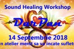 See Sound Healing Workshop cu DarPan details