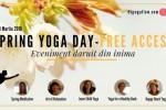 Vedeti detalii pentru Spring Yoga Day - Accesul liber