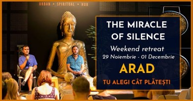 The Miracle of Silence - Arad