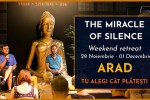 Vedeti detalii pentru The Miracle of Silence - Arad