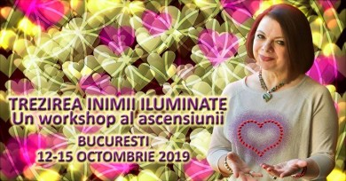 Trezirea Inimii Iluminate - Un Workshop al Ascensiunii