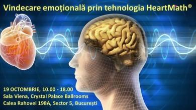 Vindecare emotionala prin tehnologia HeartMath®
