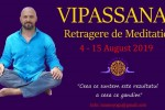 See Vipassana - retragere de Meditatie details