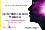 Vedeti detalii pentru Workshop Bucuresti: Numerologie aplicata - 28 si 29 aprilie