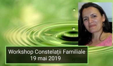 Workshop Constelatii Familiale Ploiesti 19 Mai 2019