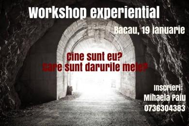 Workshop experiential - Cine sunt eu? Care sunt darurile mele?