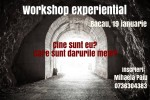 Vedeti detalii pentru Workshop experiential - Cine sunt eu? Care sunt darurile mele?