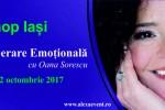 See Workshop Iasi - Tehnici Eliberare Emotionala cu Oana Sorescu details