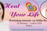 "Vedeti detalii pentru Workshop Intensiv ""Heal Your Life"" Louise Hay la Brasov"