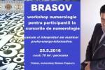 Vedeti detalii pentru Workshop numerologie - interpretarea matricei.
