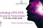 Vedeti detalii pentru Workshop Online: Primii pasi in numerologie