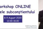 See Workshop Online - Tainele Subconstientului cu Anatol Basarab details