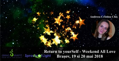 Workshop: Return to yourSelf � weekend All Love