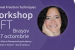 Vedeti detalii pentru Workshop Tehnici Eliberare Emotionala cu Oana Sorescu Brasov 2018