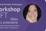 Vedeti detalii pentru Workshop tehnici eliberare emotionala cu oana sorescu la sibiu