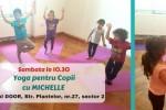 Vedeti detalii pentru Yoga Pentru Copii cu Michelle