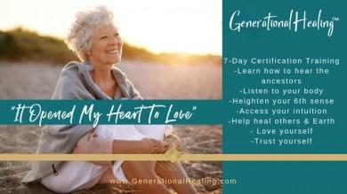 7 Zile - Program de Certificare in Generational Healing™cu Andreea Stefanescu